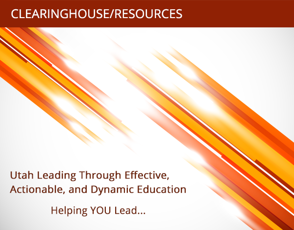 ULEAD Clearinghouse Resources